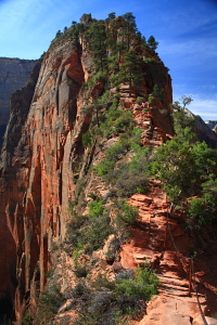 Angels Landing And West Rim Trail Zion National Park