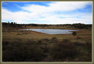 North Crow Reservoir