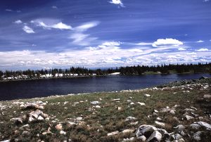 Deep Lake, WY