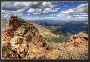 Mt Fairchild, Colorado