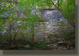 Walls of Jericho, Alabama-Tennessee