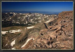 Longs Peak Hike Rocky Mountain National Park Colorado