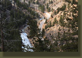 Poudre Canyon & Highway 14