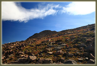 Mt Bierstadt summit