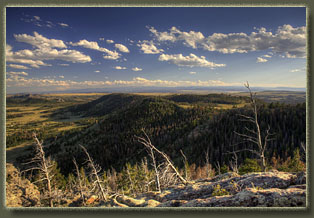Pole Mountain, Wyoming
