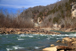 Rock Island State Park Caney Fork Gorge Trail