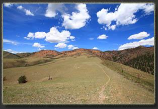 Sheep Mountain, Wyoming