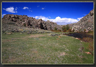 Sweetwater Canyon, Wyoming